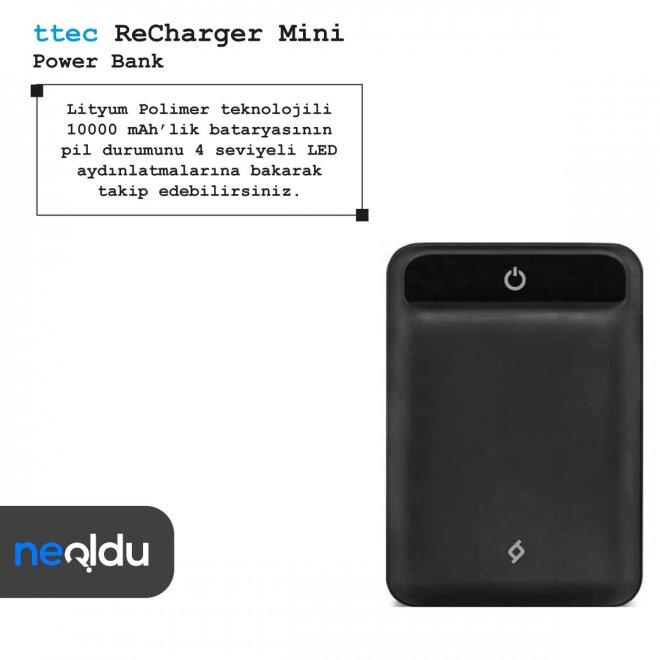 ttec ReCharger Mini