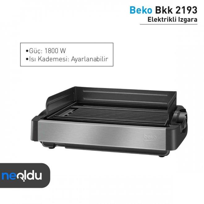 Beko Bkk 2193