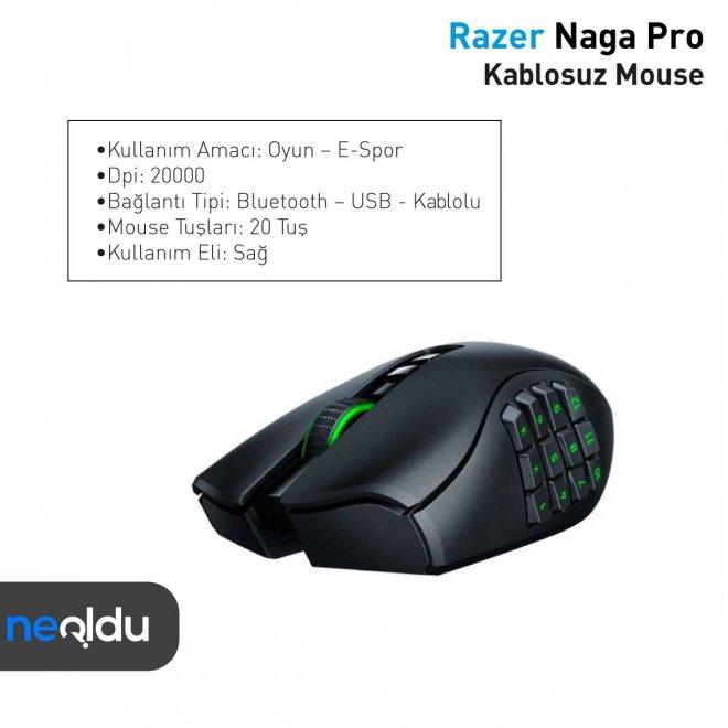 En İyi Kablosuz Mouse Modelleri