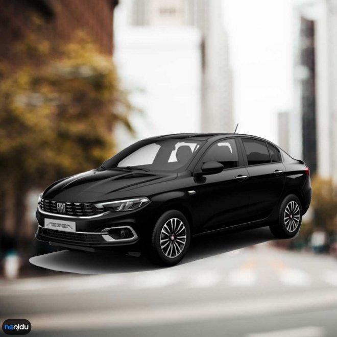 2021 Fiat Egea Sedan Dış Tasarım