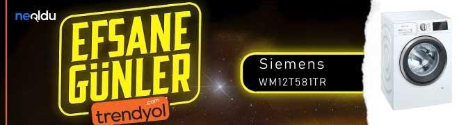 Siemens WM12T581TR