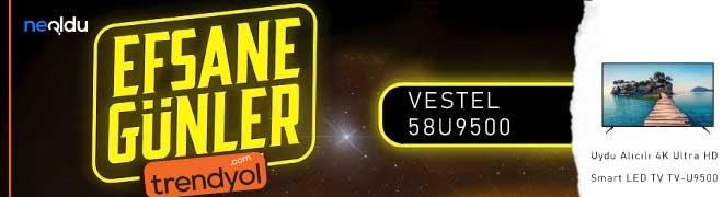 VESTEL 58U9500