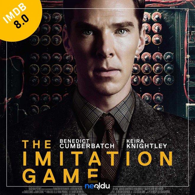 Enigma (2014) – IMDb: 8.0