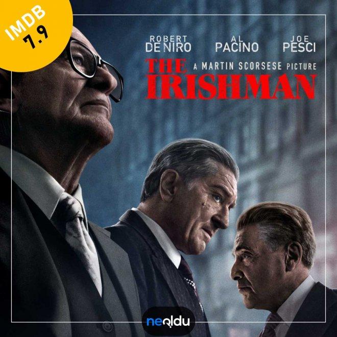 İrlandalı (2019) – IMDb: 7.9