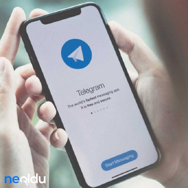 Telegram Üyelik Nasıl Yapılır?