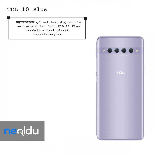 TCL 10 Plus görüntü teknolojisi