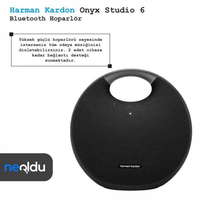 Harman Kardon Onyx Studio 6 Bluetooth Hoparlör
