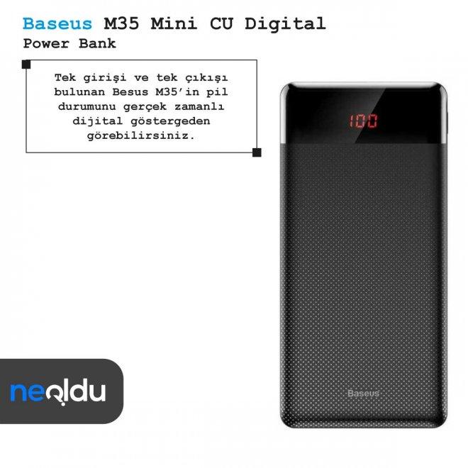 Baseus M35 Mini CU Digital