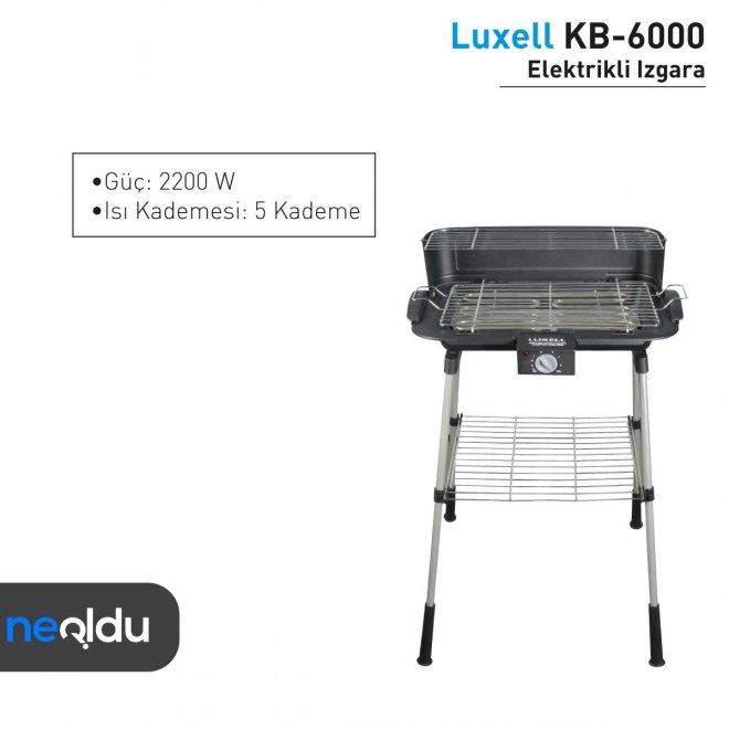 Luxell KB-6000
