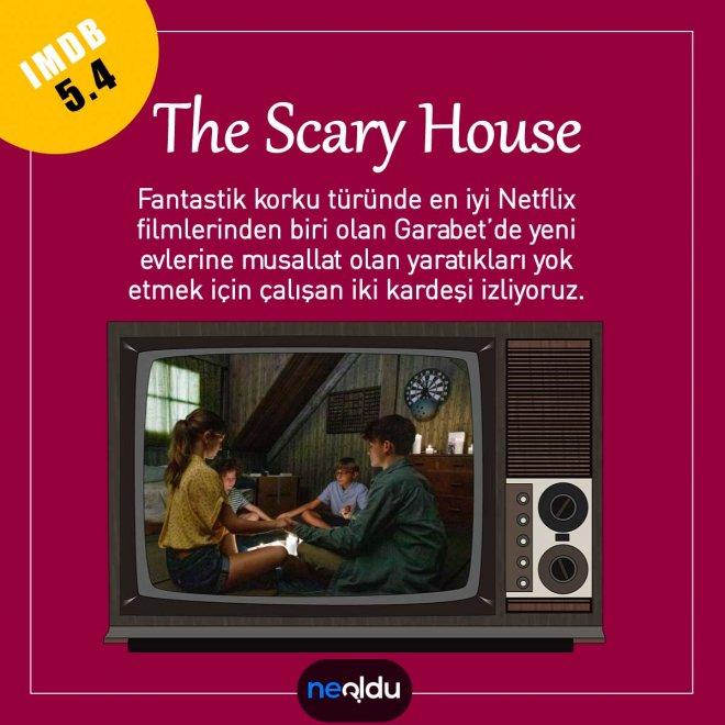 Netflix Korku Filmleri, En İyi Netflix Korku Filmleri