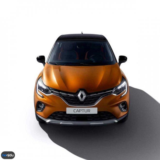 2021 Yeni Renault Captur Teknik Özellikleri