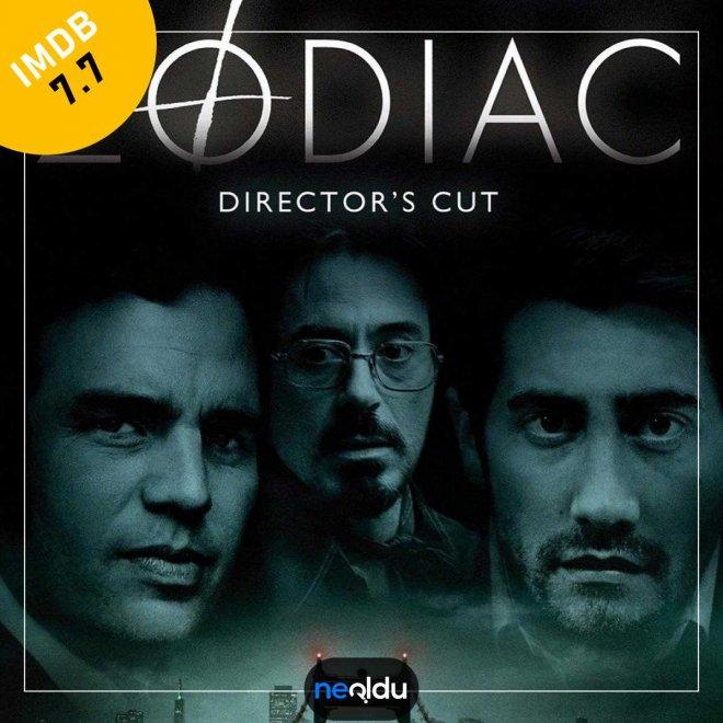 Zodiac (2007) – IMDb: 7.7