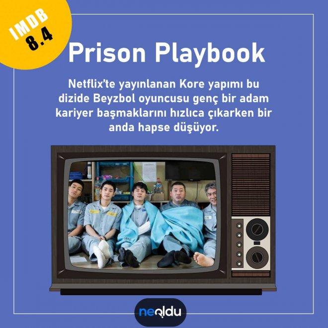 hapishane dizileri
