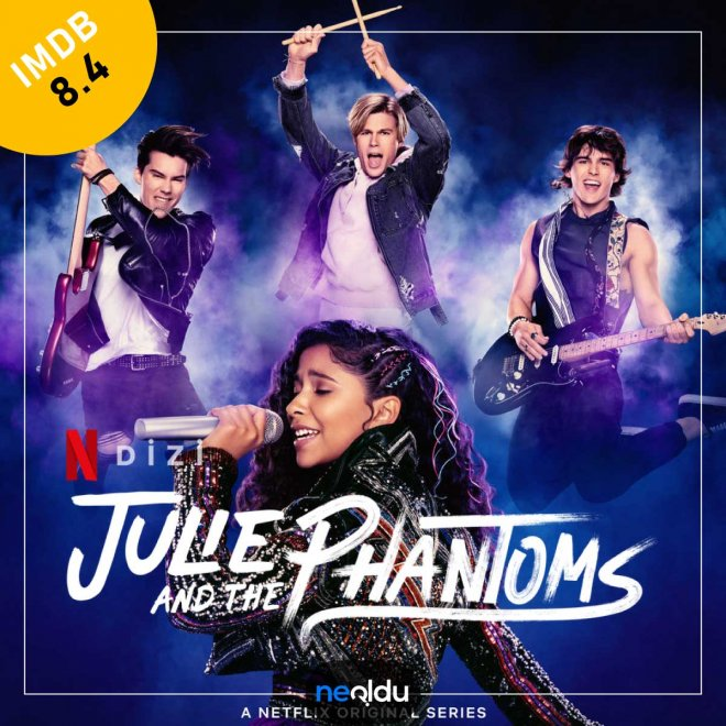 Julie and The Phantoms (2020- ) – IMDb: 8.4