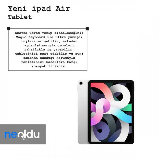 iPad Air Klavye