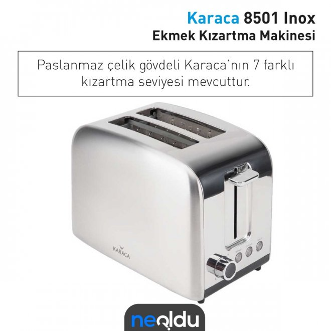Karaca 8501 Inox