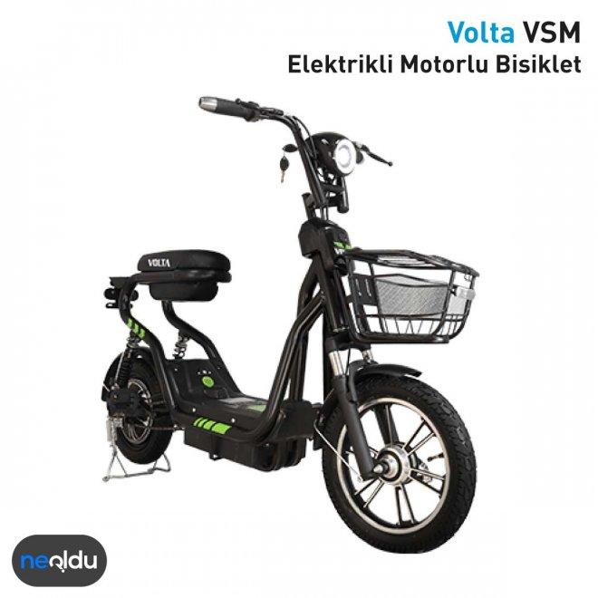 Volta Elektrikli Bisiklet Modelleri