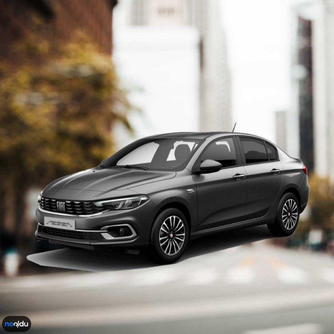 2021 Fiat Egea Sedan Motor