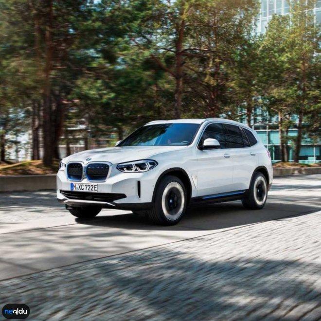 Yeni BMW iX3 2021 Dış Tasarım