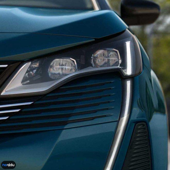 2021 Peugeot SUV 5008 Motor