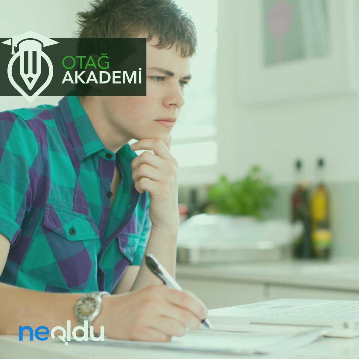 Otağ Akademi Online Eğitim Platformu