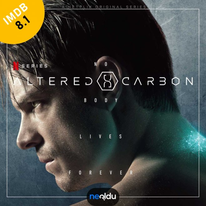 Altered Carbon (2018) | IMDb: 8,1