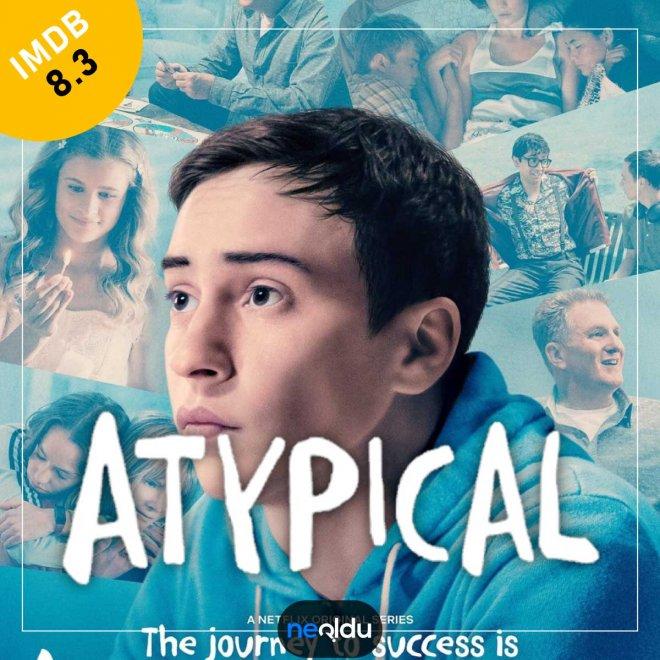 Atypical (2017-2019) – IMDb: 8.3