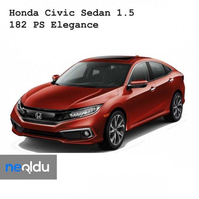 Honda Civic Sedan 1.5