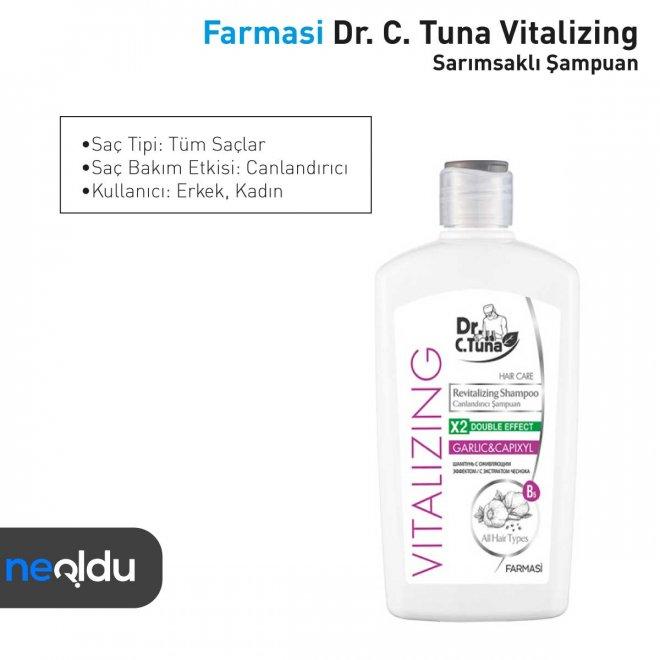 sarımsaklı şampuan tavsiye