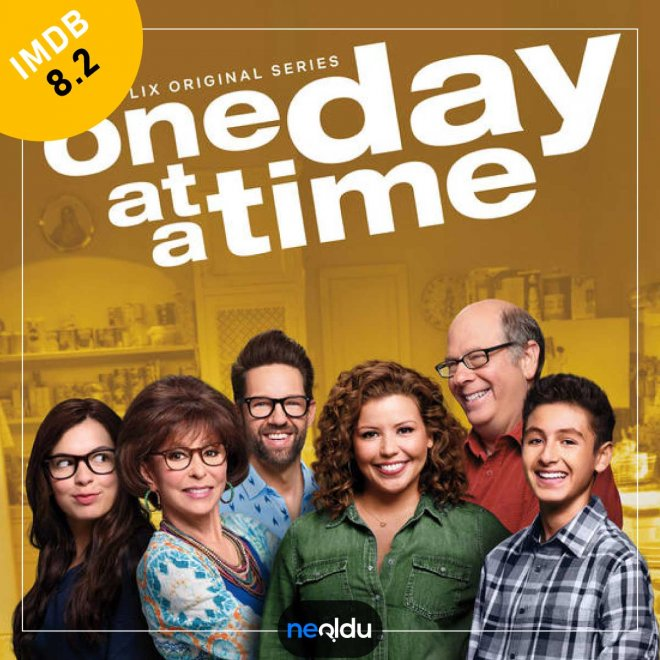 One Day at a Time (2017-2020) – IMDb: 8.2
