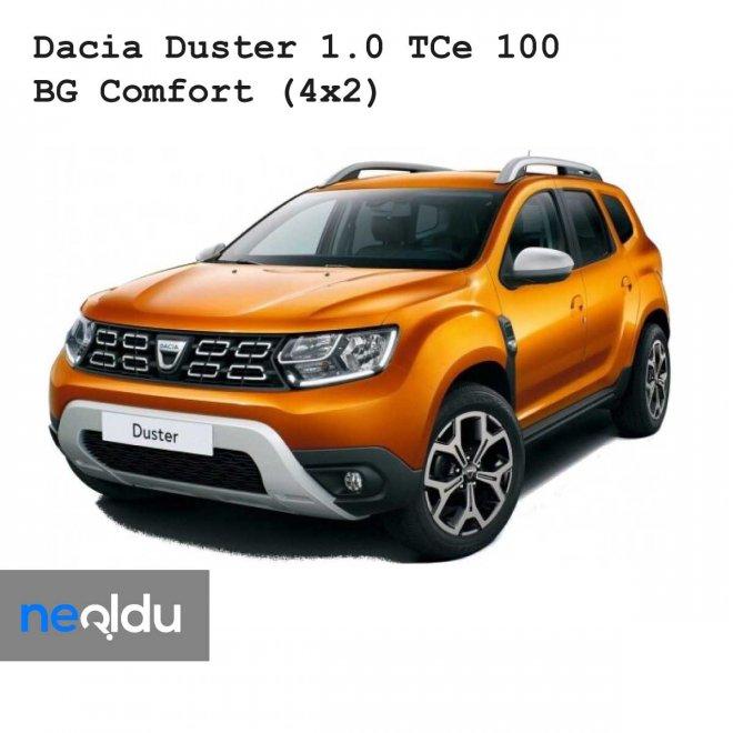 Dacia Duster 1.0