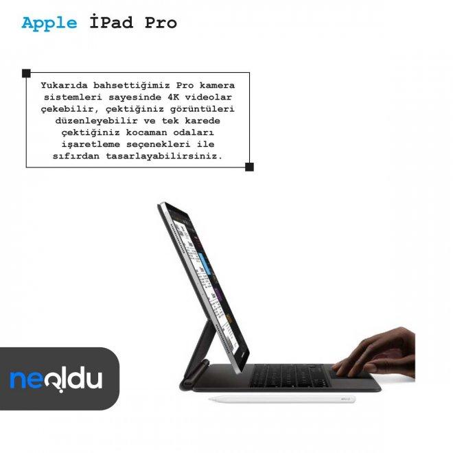 Apple iPad Pro edit özelliği