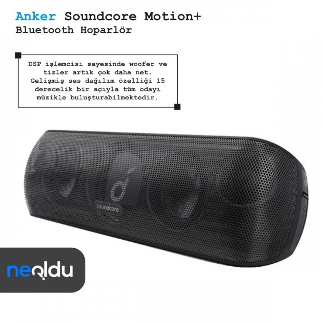 Anker Soundcore Motion+ Bluetooth Hoparlör