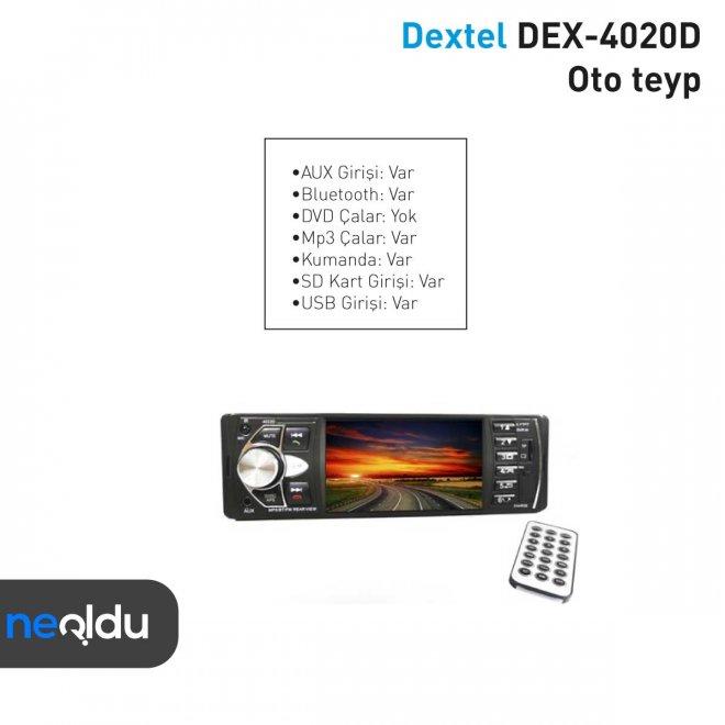 Dextel DEX-4020D