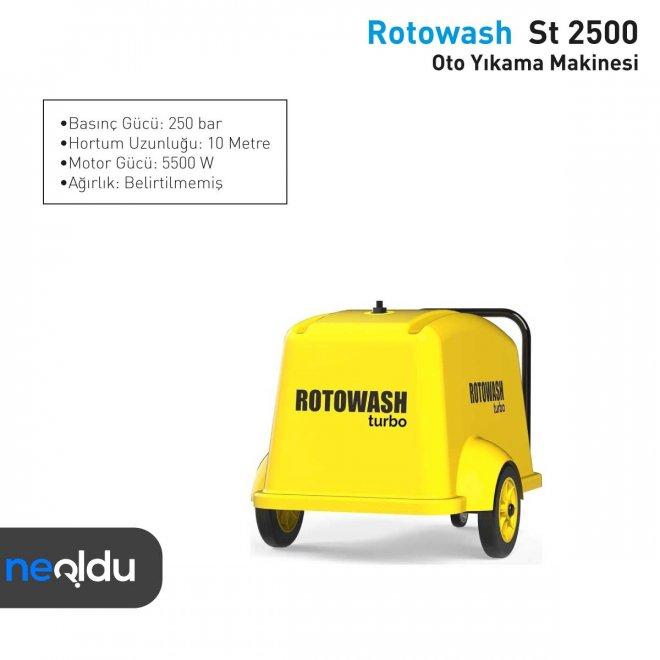 Rotowash St 2500