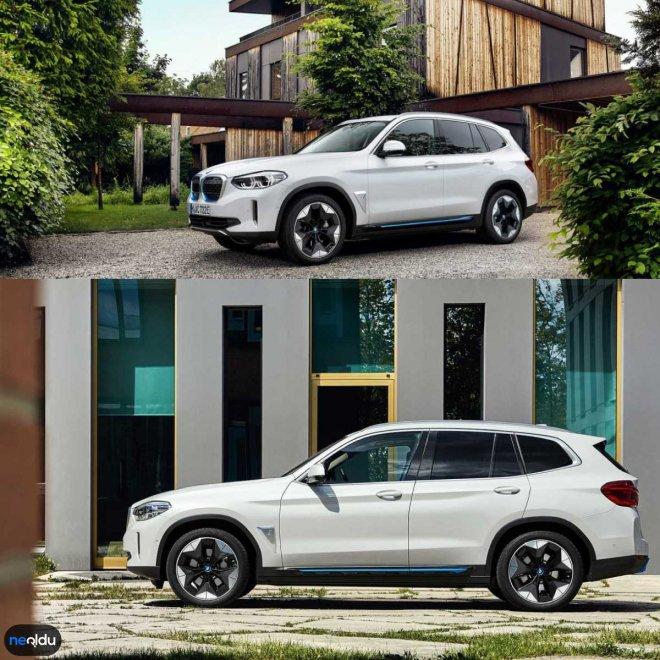 Yeni BMW iX3 2021 Motor