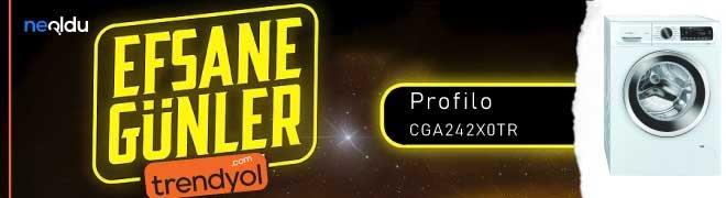 Profilo CGA242X0TR