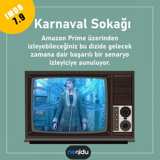 Amazon Prime Dizileri