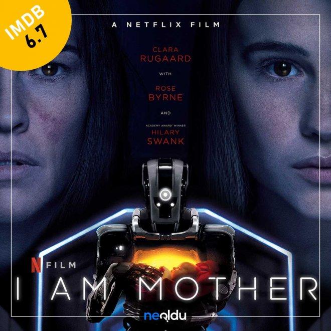 I Am Mother (2019) – IMDb: 6.7