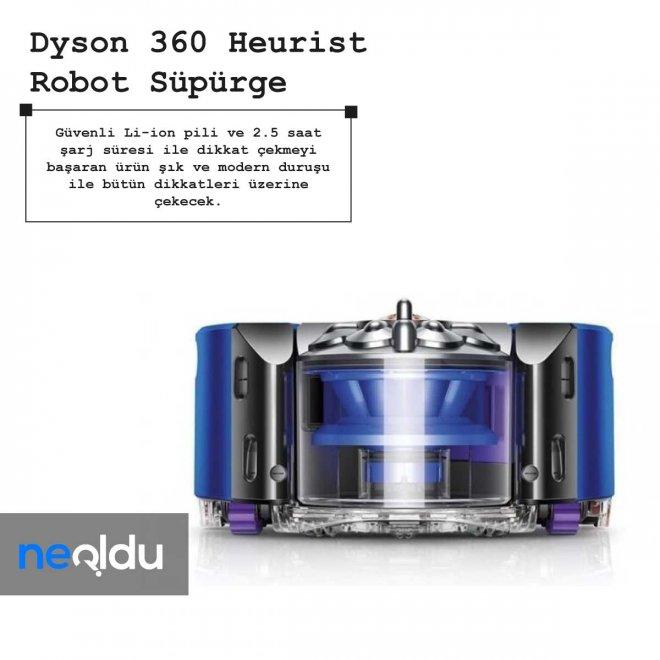 Dyson 360 Heurist batarya