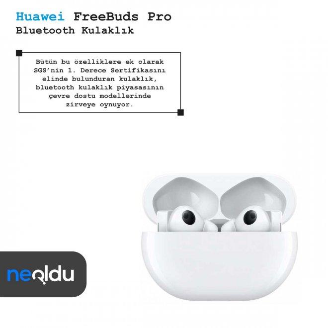 Huawei FreeBuds Pro sertifika