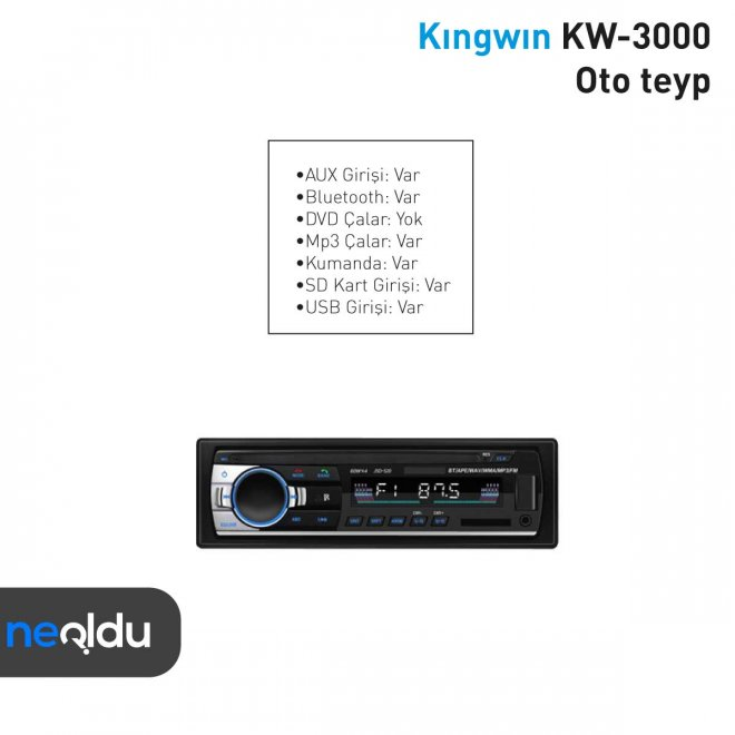 Kıngwın KW-3000