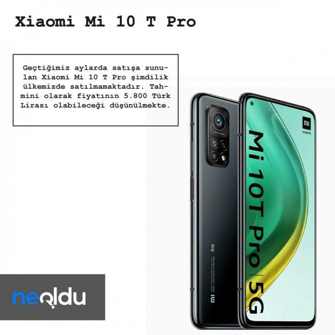 Xiaomi Mi 10 T Pro Fiyatı