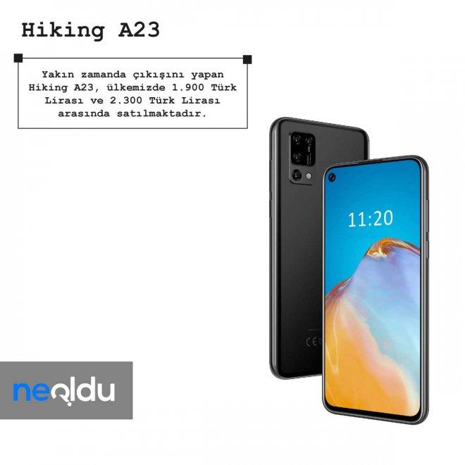 Hiking A23 Fiyatı