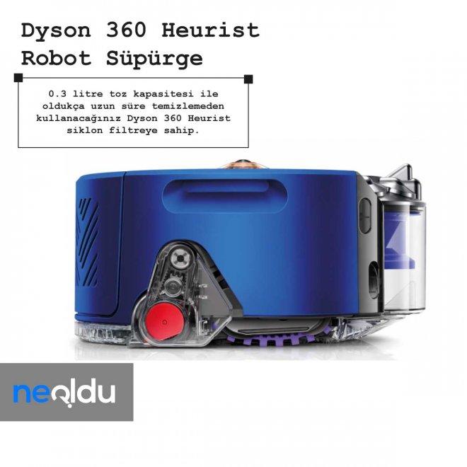 Dyson 360 Heurist ağırlık