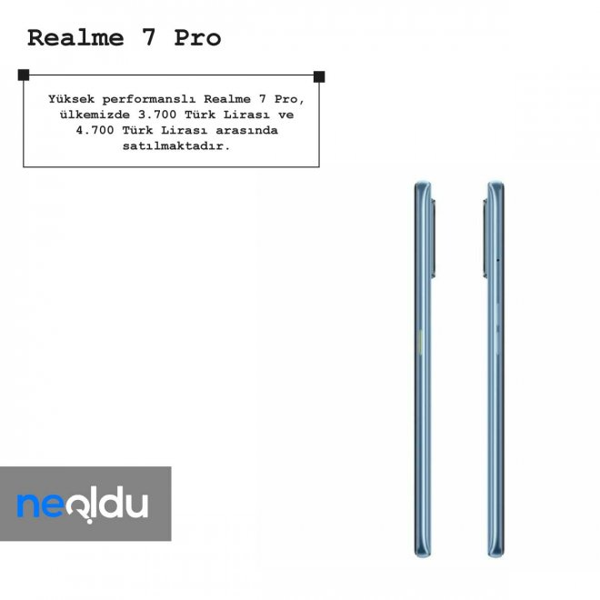 Realme 7 Pro fiyat