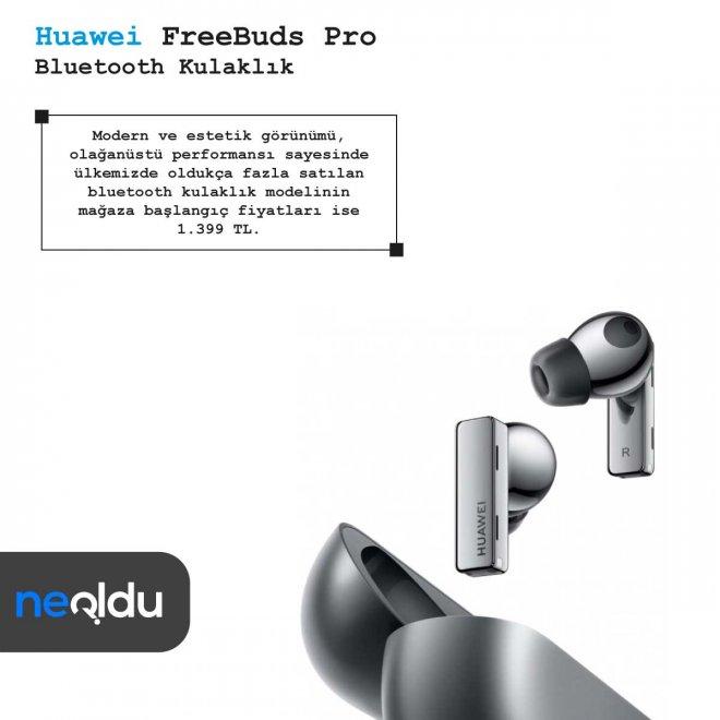 Huawei FreeBuds Pro fiyat
