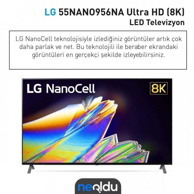 LG 55NANO956NA Ultra HD (8K)