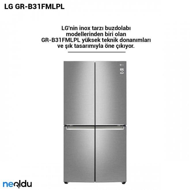 LG GR-B31FMLPL