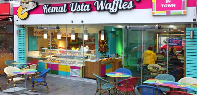 Kemal Usta Waffle Moda